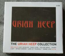 Uriah Heep, the Uriah Heep collection, Box 3 CD neuf