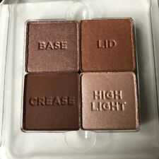 VICTORIA'S SECRET PACK OF TWO EYE SHADOW EYE CONTACT QUAD MAKEUP TESTERS