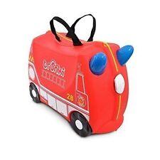Trunki 10115 Kinderkoffer Frank Kindergepäck 18 Liter rot