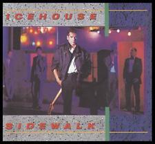 ICEHOUSE - SIDEWALK D/Rem CD w/BONUS Trax ~ IVA DAVIES ~ 80's AUSSIE POP *NEW*