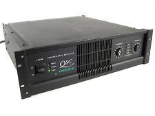 QSC Powerlight 3.4 2-Ch 3400W Audio Professional Power Amplifier Rack Mountable