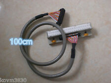 New Mitsubishi PLC QX41 QX42 QY41P QY42P with terminal blocks and long cable