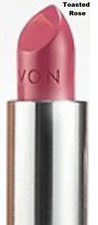 💄AVON True Colour Lipstick TOASTED RED  New & Free SHIPPING 💄