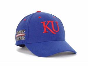 "Kansas Jayhawks NCAA TOW ""Triple Conference"" Adjustable Hat"