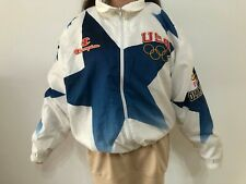 More details for 1996 olympics team usa jacket champion - large unisex commemorative period