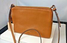 Designer OROTON textured shoulder bag LEATHER BNWT