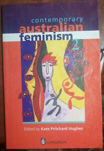 (VG+ PB) Kate Pritchard Hughes (Ed); Contemporary Australian Feminism 2