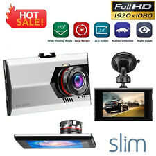 "3"" Full HD 1080P Car DVR CCTV Dash Camera G-sensor Vehicle Video Cam Recorder US"