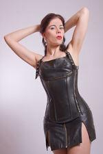 Leather Corset + Underbust Corset Xx