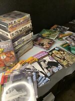 150+ DVD MOVIES HUGE LOT COMEDY WESTERN ACTION DRAMA WRESTLING VINTAGE to MODERN