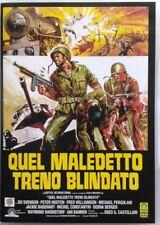 Dvd Quel maledetto treno blindato di Enzo G. Castellari 1978 Usato