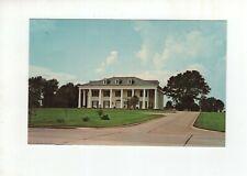 Vintage Post Card - Louisiana Governor's Mansion - Baton Rouge - Louisiana