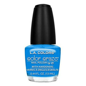 L.A. COLORS - Color Craze Nail Polish Aquatic - 0.44 fl. oz. (13 ml)