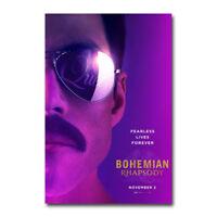 QUEEN Bohemian Rhapsody Cover Music Gigantic HD Art Print Poster #697