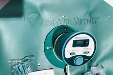 Master Swing Golf Aid Driving Range Trainer And Distance Calculator
