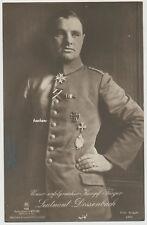 AK AVIATEUR LIEUTENANT Dossenbach-Porteur-Pour le Méline-Sanke 416 (2413)