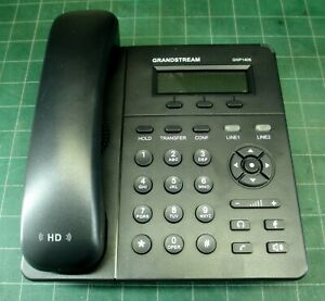 Grandstream VoIP Phone - GXP1405 - with all accessories except desk stand