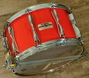 Yamaha Recording Custom Model SD098 Snare Drum