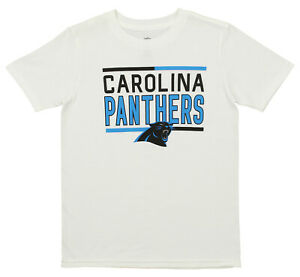 Outerstuff NFL Youth Carolina Panthers Short Sleeve Flag Runner Tee