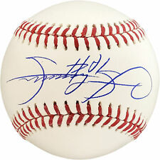 SAMMY SOSA AUTHENTIC AUTOGRAPHED SIGNED MLB BASEBALL CHICAGO CUBS 177590