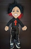 Ozzy Osbourne Doll Collectable Soft Toy 50 Cm RARE