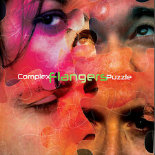 FLANGERS - COMPLEX PUZZLE (CD DIGIPACK NEUF)