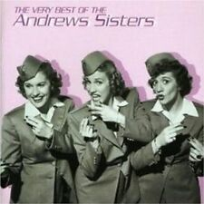 The Andrews Sisters - Very Best Of (NEW CD)