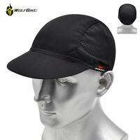 WOSAWE Cycling Visor Cap Hat Sunhat Outdoor Sports Suncap Helmet Caps Headbands