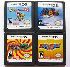 Yoshi's Island DS+Super Mario 64 DS+Mario&Luigi: Partners in Time+Mario Party DS