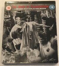 The Bride Of Frankenstein (Alex Ross Collection) Steelbook - Ltd Edn Blu-Ray