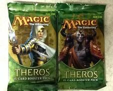 2x Lot Magic the Gathering MTG Theros 15-cd Booster Pack English Factory Sealed