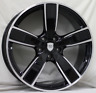 1x 22 inch x10 GOTLAND WHEEL TO FIT PORSCHE CAYENNE - OEM COMPATIBLE (ITALY)