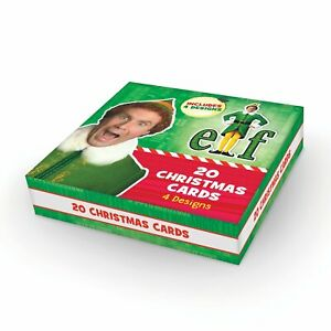Elf Christmas Multipack of 20 Cards