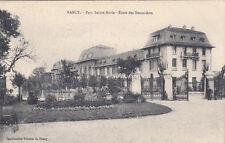 NANCY parc sainte-marie école des beaux-arts écrite 1916