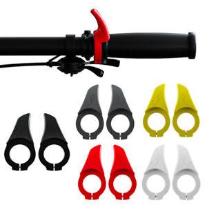 Bike Rest Handle Bar for 22.2mm Handle Bicycle Deputy Anti-Slip Lock Ring KFY