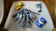 Transformers Blackout Version 4500X plus Lot of 3 Other Transformers
