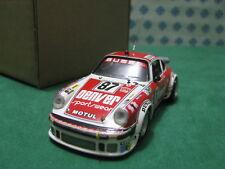 Vintage -  PORSCHE  934  turbo  24 h. Le Mans  1979  -  1/43 Elab.  Solido