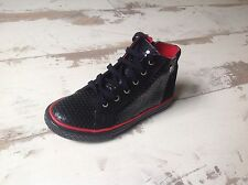 P32 - Chaussures Fille Neuves Babybotte - Modèle KAWAII Noir Fantaisie (96.50€)