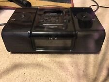 iHome Speaker Dock With Clock Radio for Apple iPod and iPhone