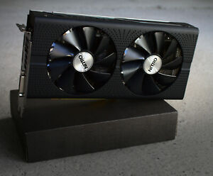Sapphire AMD Radeon RX 480 Nitro+ OC 8GB graphics card