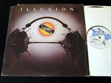 Isotope - Illusion - '75 Prog LP /Shrink!