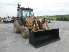 Case 590 Super M + Farm Tractor Loader Backhoe