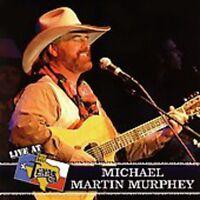 Michael Martin Murphey - Live at Billy Bob's [New CD]