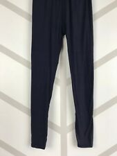 Solid NAVY BLUE Classic! Du North OS Leggings Pants Buttery Soft One Size