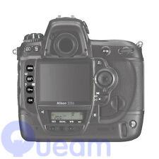 Botón atrás trasera del cuerpo clave de Cubierta de Goma Pieza De Repuesto Para Nikon D3 D3X D3S