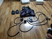 700$ worth Large Sherwood Scuba AViD CQR BCD Black/Gray with lot of accessories