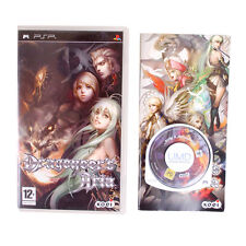 DRAGONEER'S ARIA PER SONY PLAYSTATION PORTABLE PSP JRPG completo.