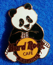 New listing Beijing China Giant Panda & Temple With Hrc Logo Hard Rock Cafe Pin