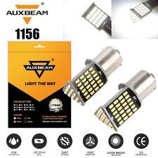 AUXBEAM 1156 P21W BA15S LED Light Bulbs for Cadillac Eldorado DeVille 1958-2002