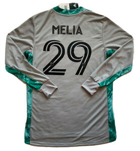 2020 Sporting Kansas City GK Jersey #29 Melia Large Player Issue Long Sleeve NEW